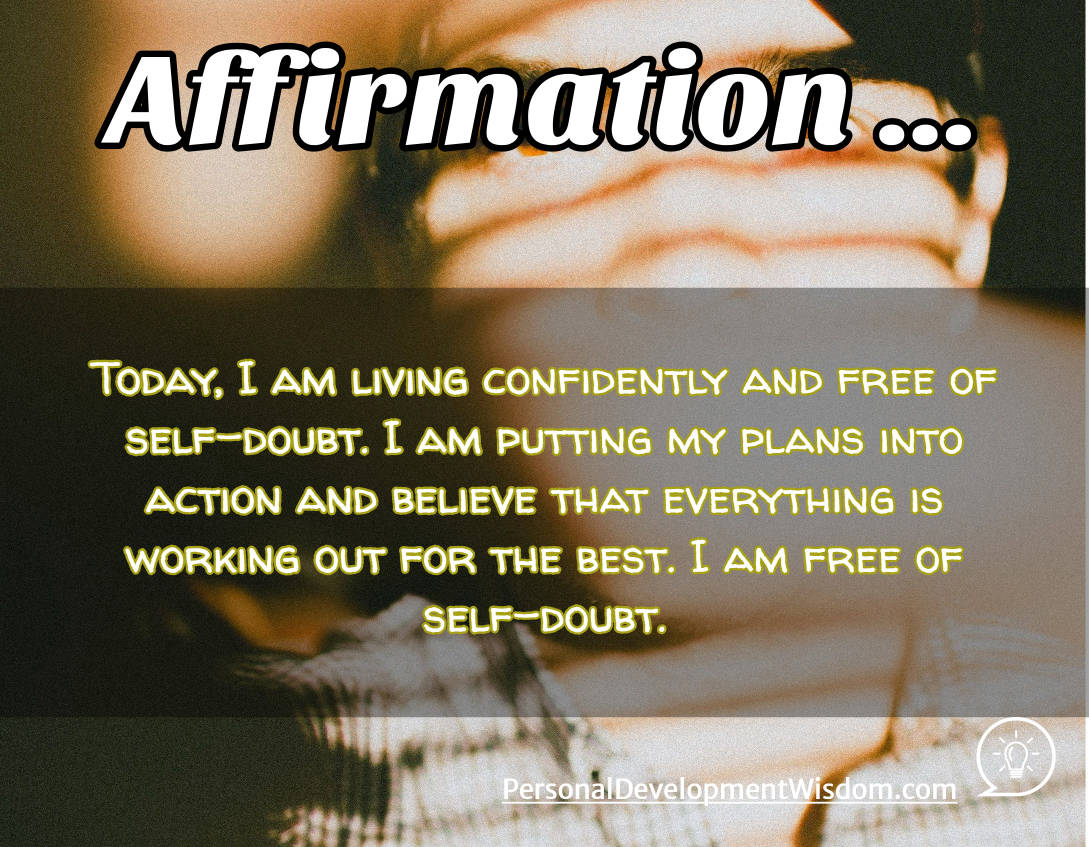 Affirmation: Self-Doubt