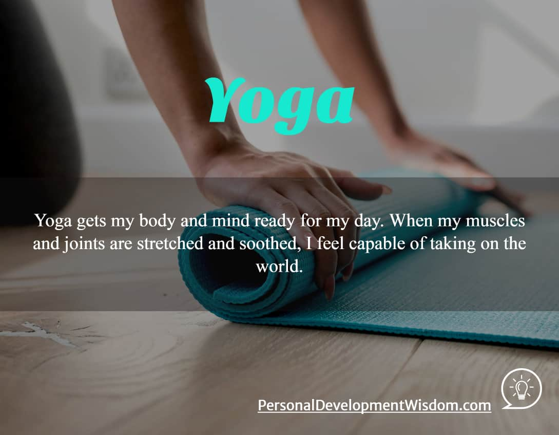 Yoga is Great for the Mind and Body